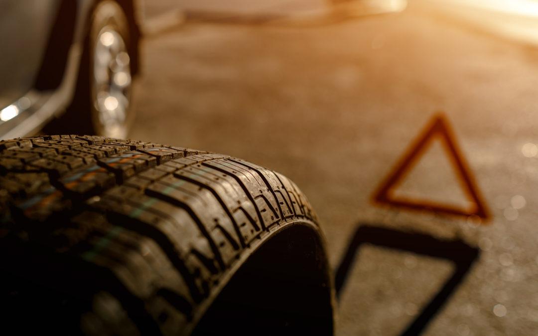 ¿Neumáticos en mal estado? Averías más comunes