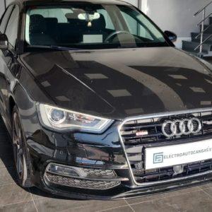 Audi A3 Sportback 2.0 TDI delantera